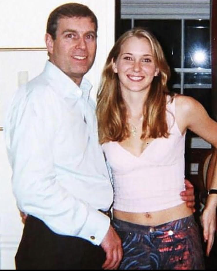 Prince Andrew is a FuckingLiar