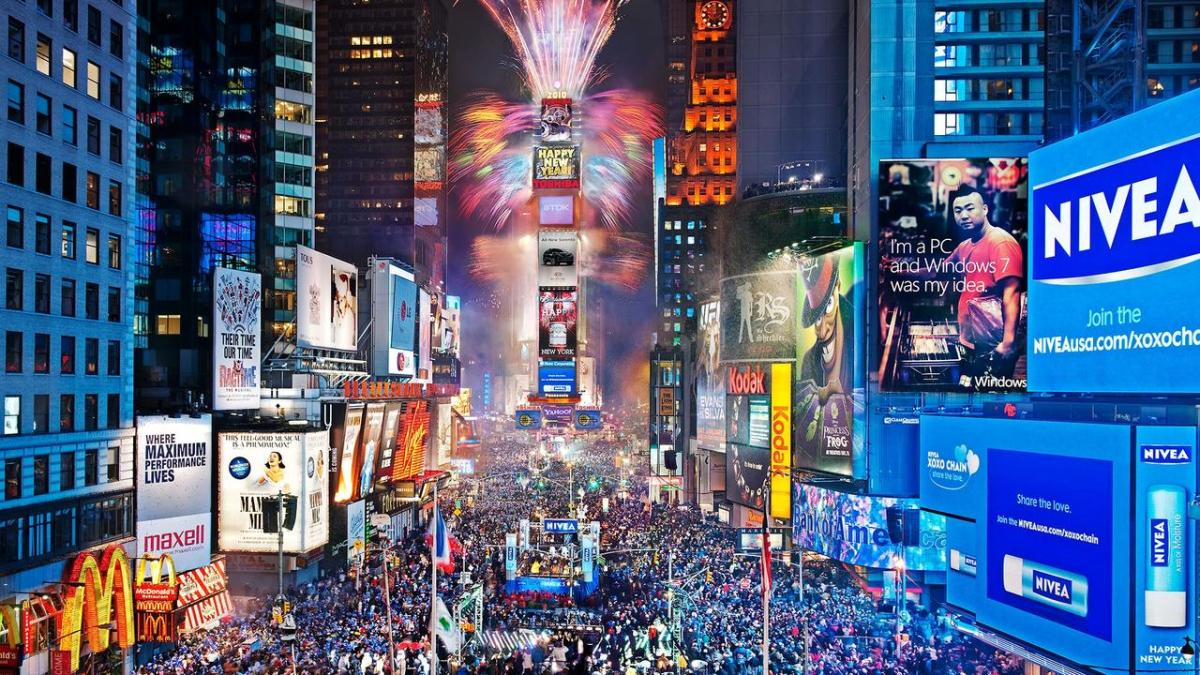 'We're All Wearing Diapers': Shocking New Year's Eve Truth