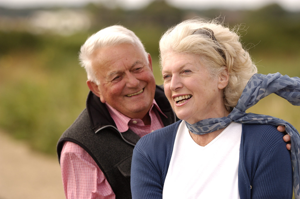 What to do in a new relationship when you're over50