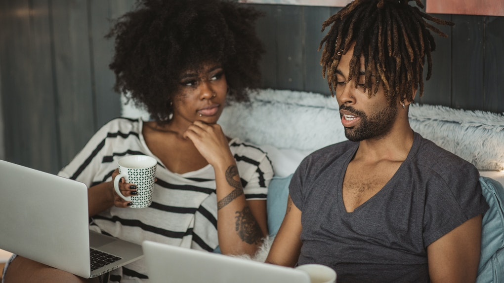 7 Communication Tips For Couples Working From Home, To Keep The Peace